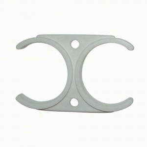 Collier clip 2.5''x2.5''